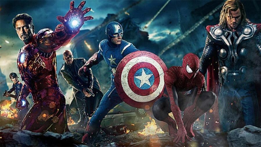 Marvel Avengers Characters