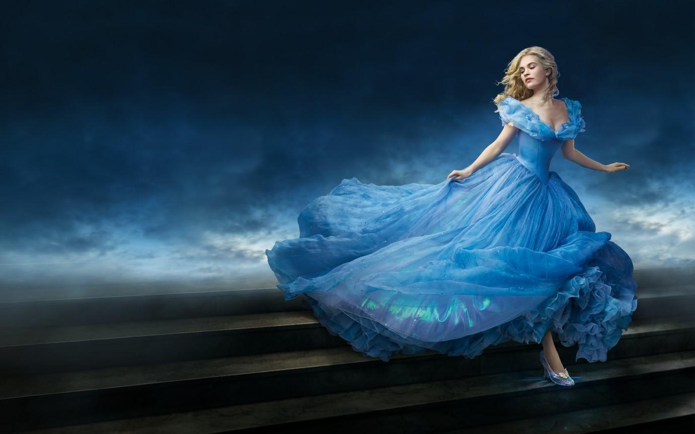 Cinderella 2015 Live-Action Movie
