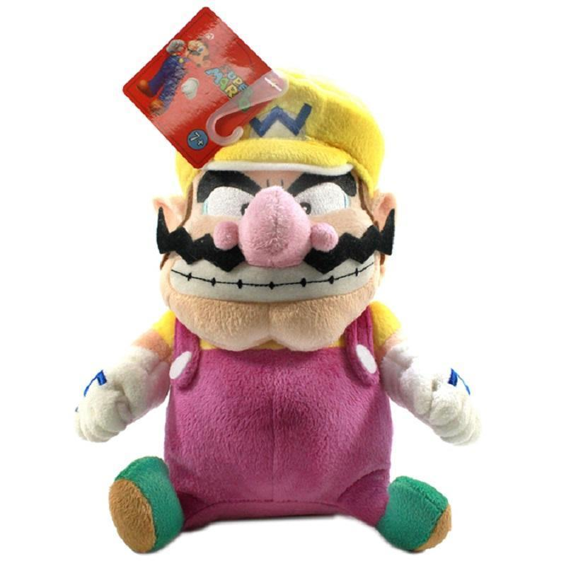 Super Mario Wario Plush Toy