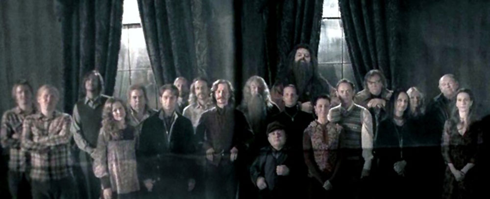 Original Members from The Order of the Phoenix