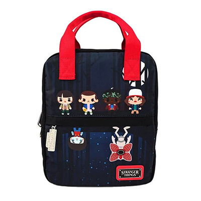 Loungefly Stranger Things Upside Down Mini Backpack