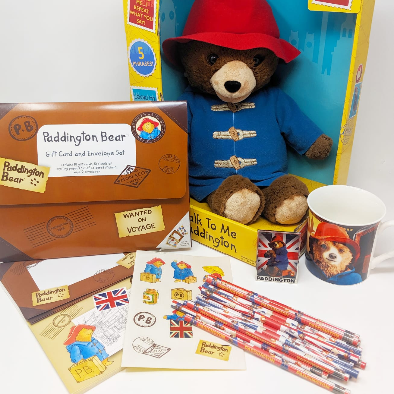 Buy Paddington Bear Gifts Online at RetroStyler.com