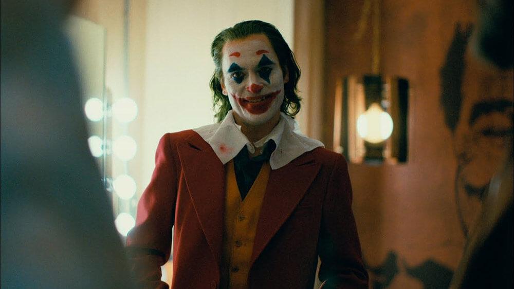 Scene from The Joker 2019 Film - Makeup