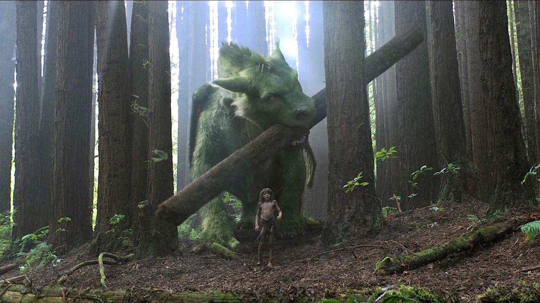 Pete's Dragon 2016 Live-Action Movie