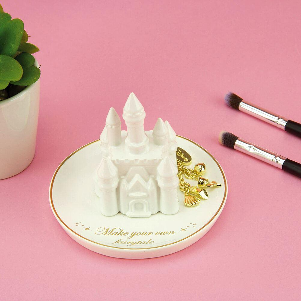 Officially Licensed Disney Castle Trinket Dish