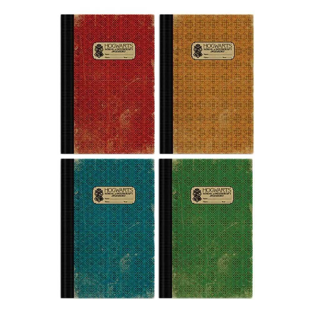 The Crimes of Grindelwald Hogwarts Exercise Books