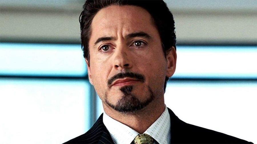 "Tony Stark ""I am Iron Man"""