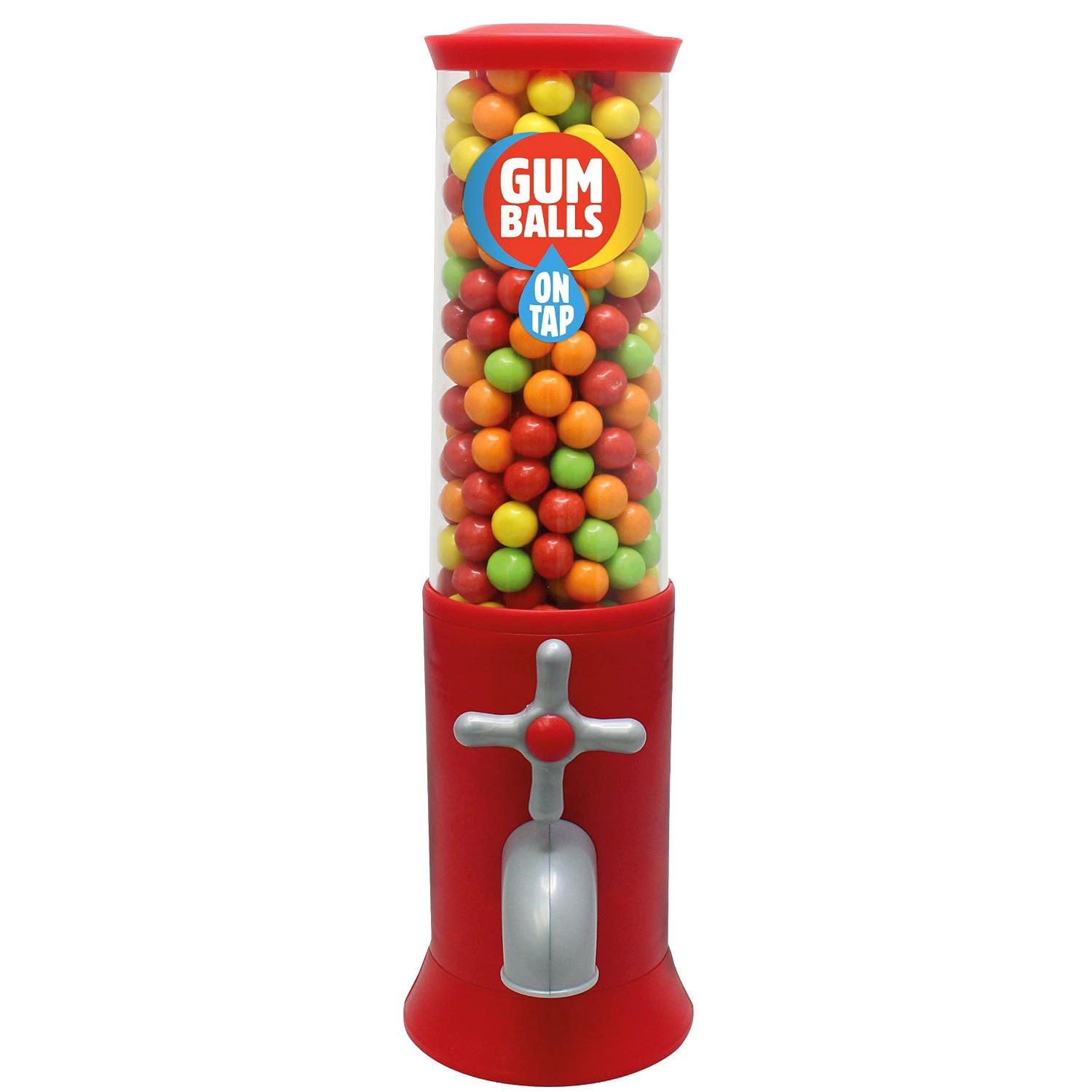 Gumball Machine with Gumballs