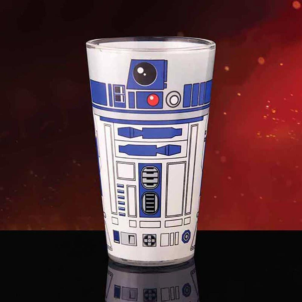 Star Wars R2-D2 Glass