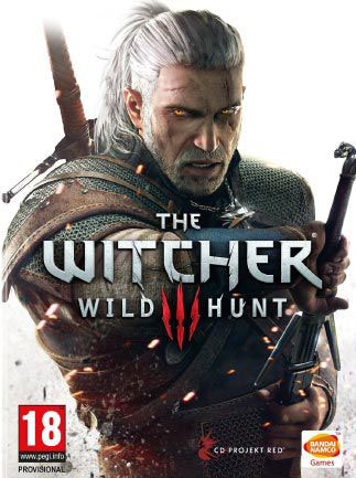 The Witcher 3 Console Game