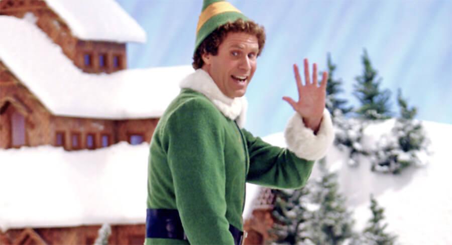 Elf Will Ferrell Movie