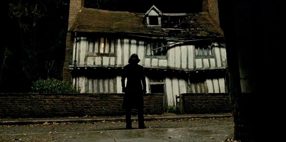 The Harry Potter House in Godric's Hollow