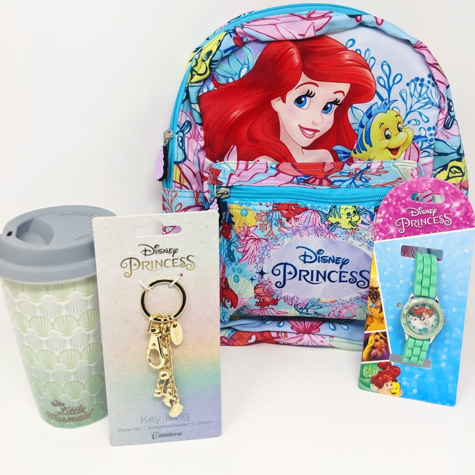 The Little Mermaid Collection Pic on Instagram