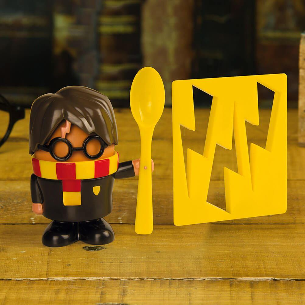 Harry Potter Egg Cup and Toaster Set