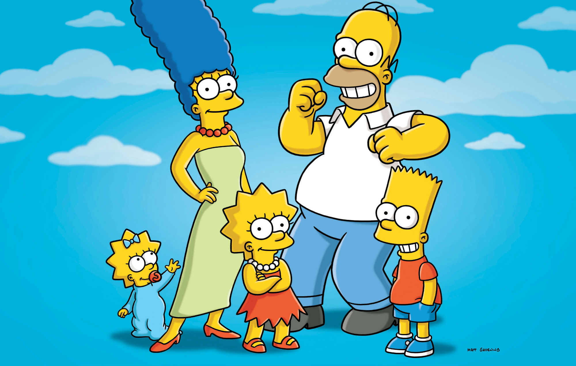 The Simpsons Clan