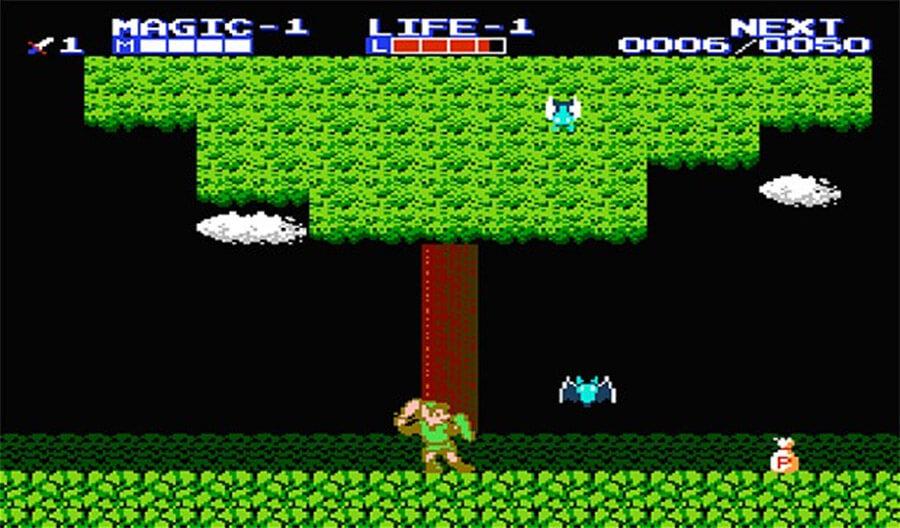 Zelda II: The Adventure of Link -1987