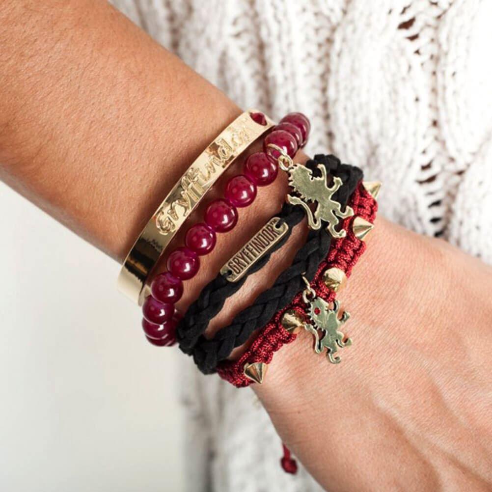 Gryffindor Arm Party Bracelets