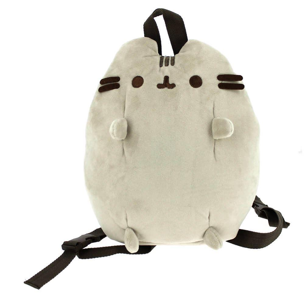 Officially licensed retro Pusheen Plush Backpack