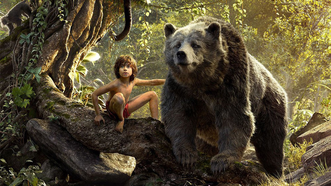 The Jungle Book 2016 Live-Action Movie