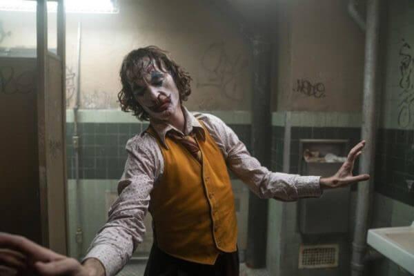 Bathroom Scene from 2019 The Joker film