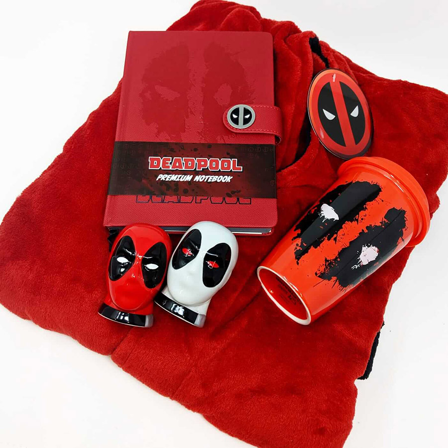 Buy Deadpool Gifts Online at RetroStyler.com