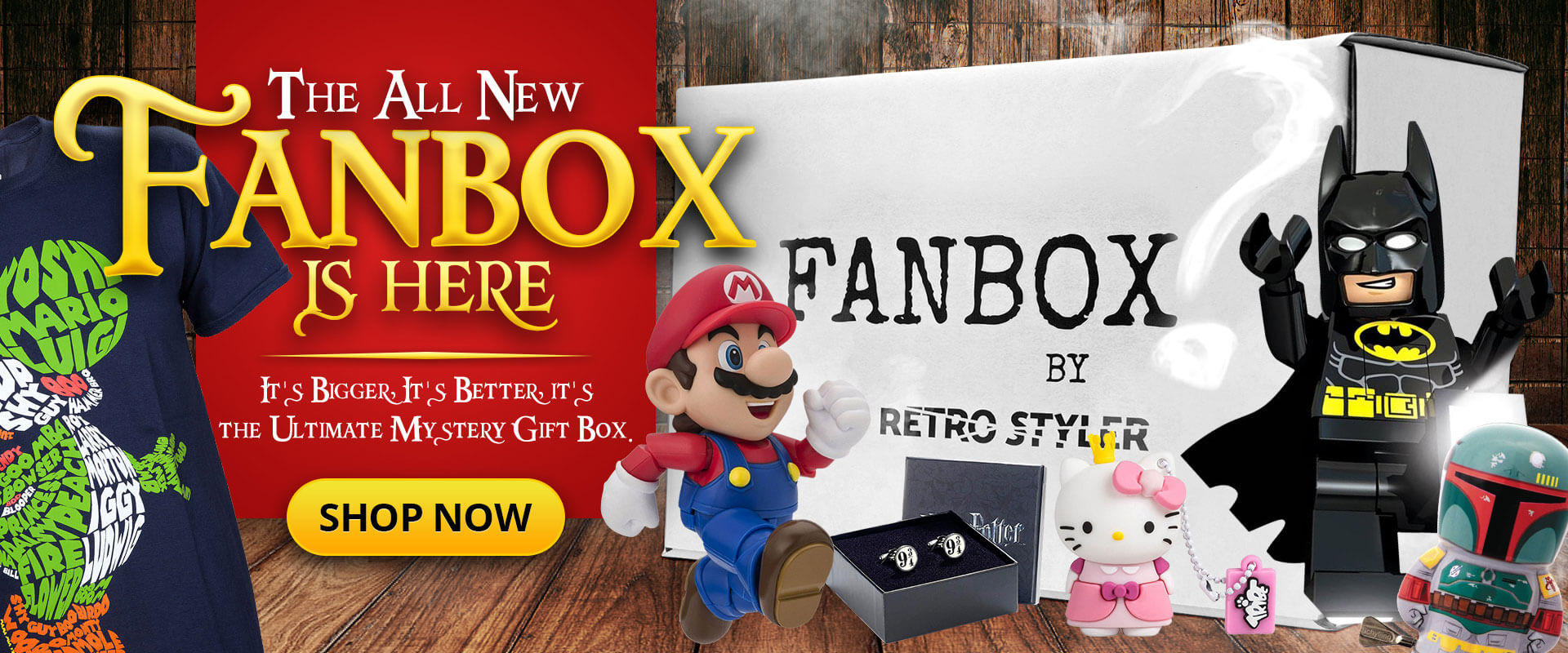 Shop for Fanboxes here