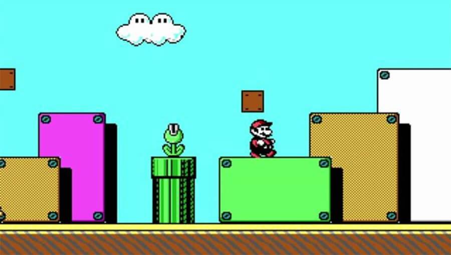 Super Mario Bros 3 - 1990