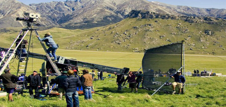 Lord of the RIngs Series Will Shoot in New Zealand