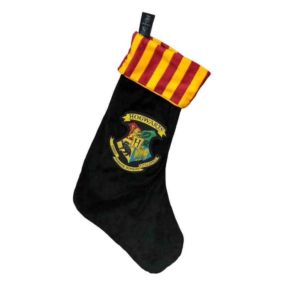 Harry Potter Hogwarts Christmas Stocking