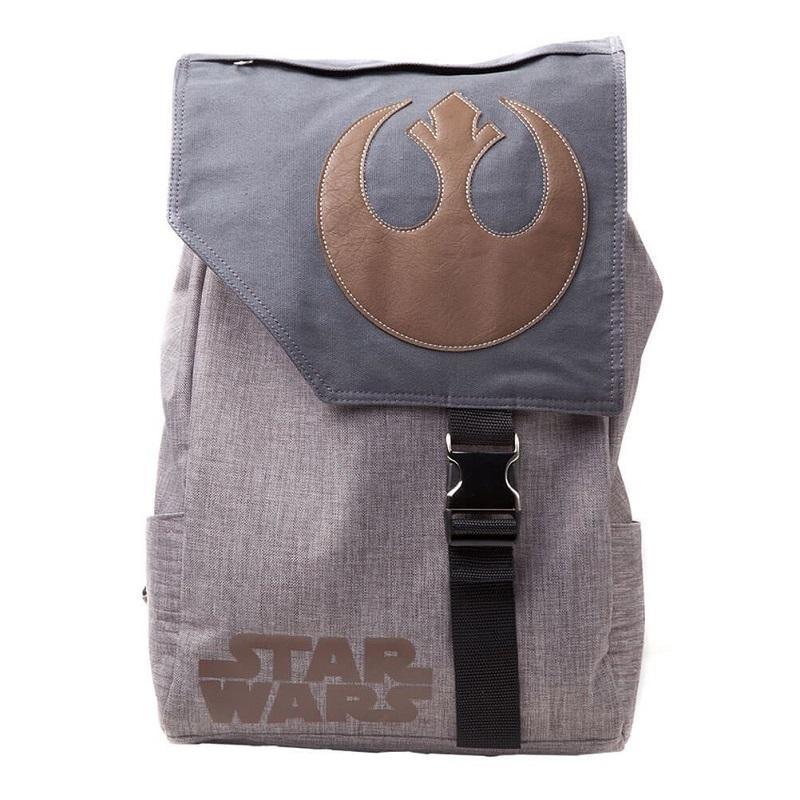 Officially licensed Star Wars Rebel Alliance Canvas Backpack