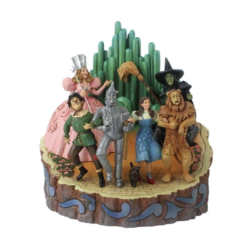 The Wizard of Oz 'Carved By Heart' Figurine
