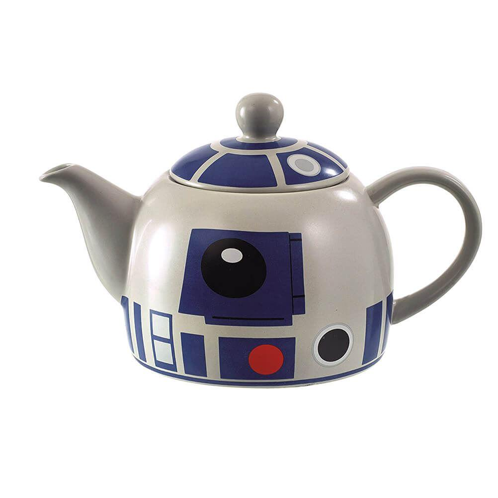 Officially licensed R2-D2 Teapot