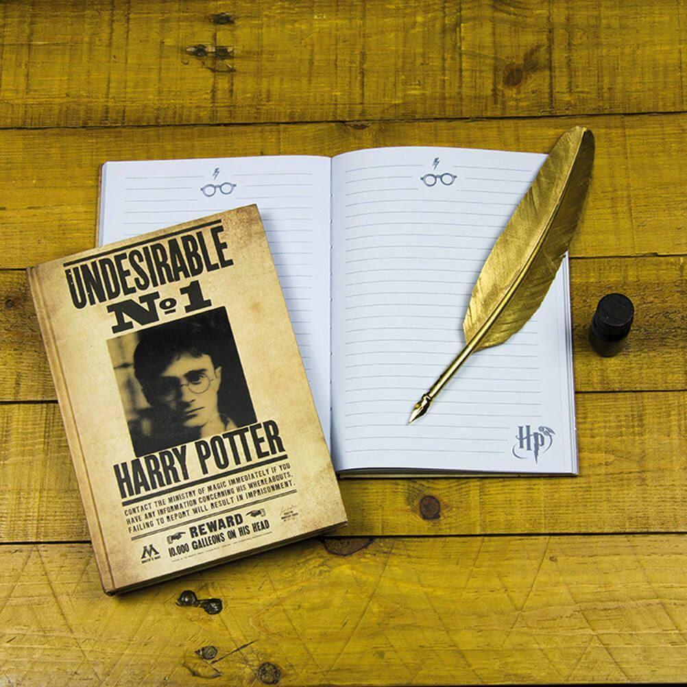Harry Potter Lenticular A5 Notebook