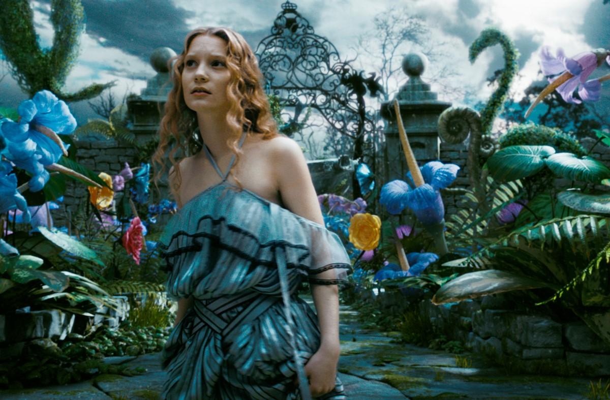 Alice in Wonderland Live-Action Movie