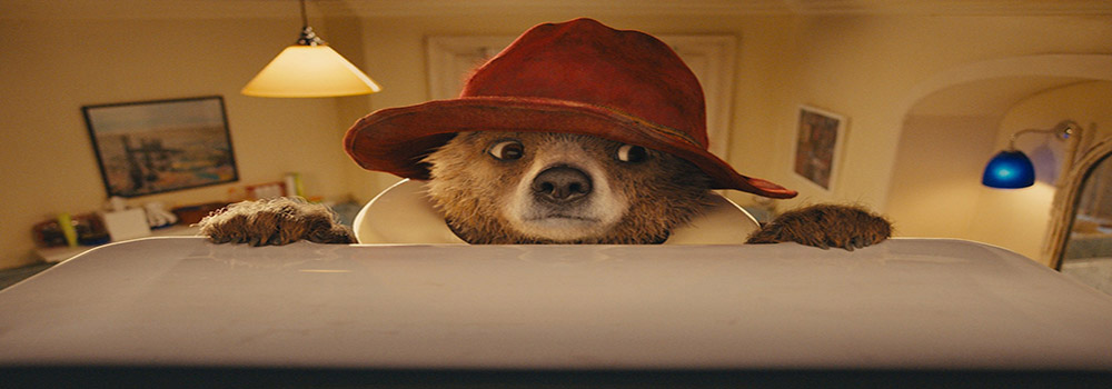 Paddington Bear from the movies