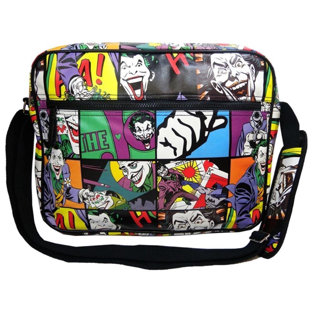 DC Comics Joker Messenger Bag