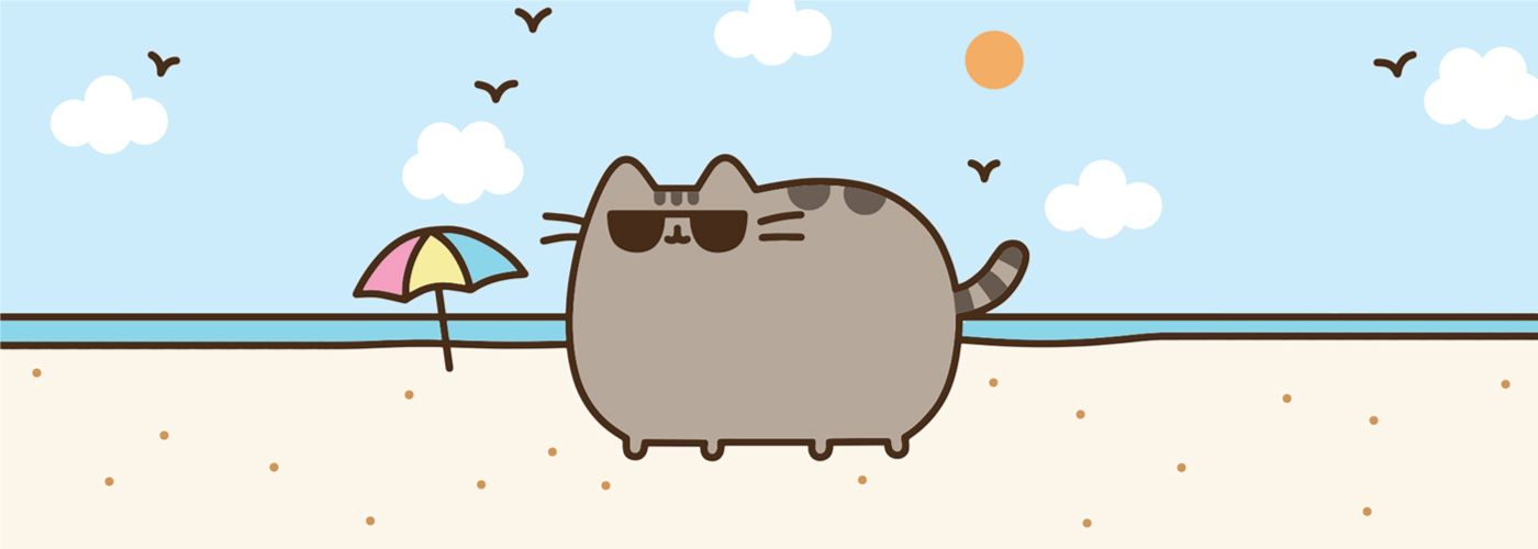 Pusheen Summer Give-Away