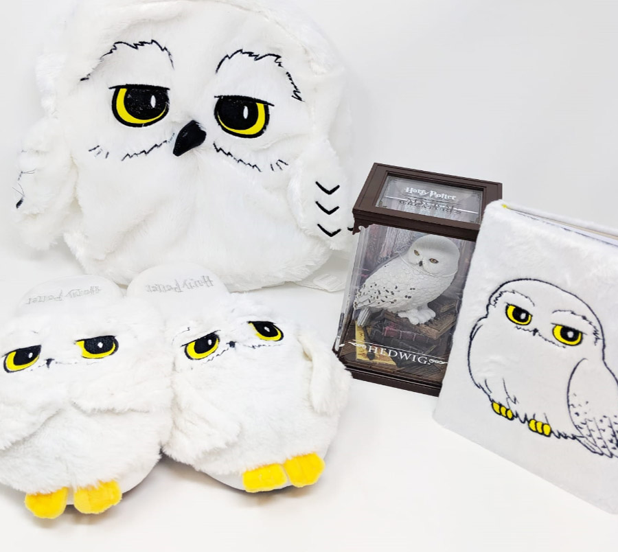 Harry Potter Hedwig Gifts at RetroStyler.com