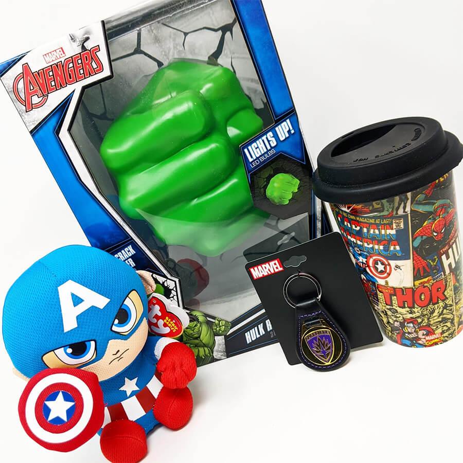 Retro Styler Marvel Giveaway