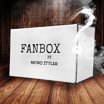 Buy The Fanbox Mystery Gamer Box at Retro Styler