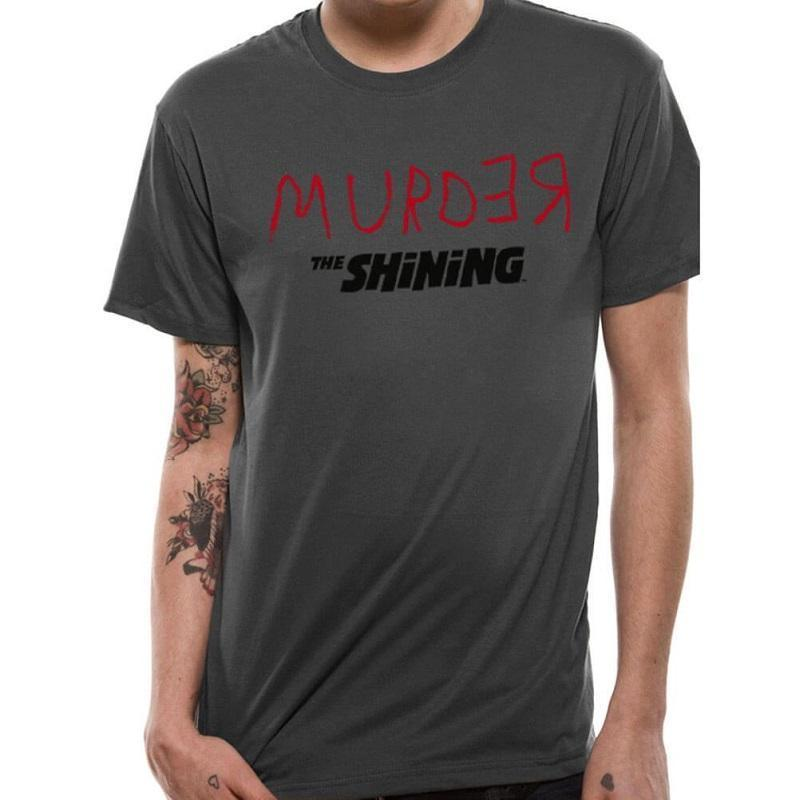The Shining RedRum MURDER Tee