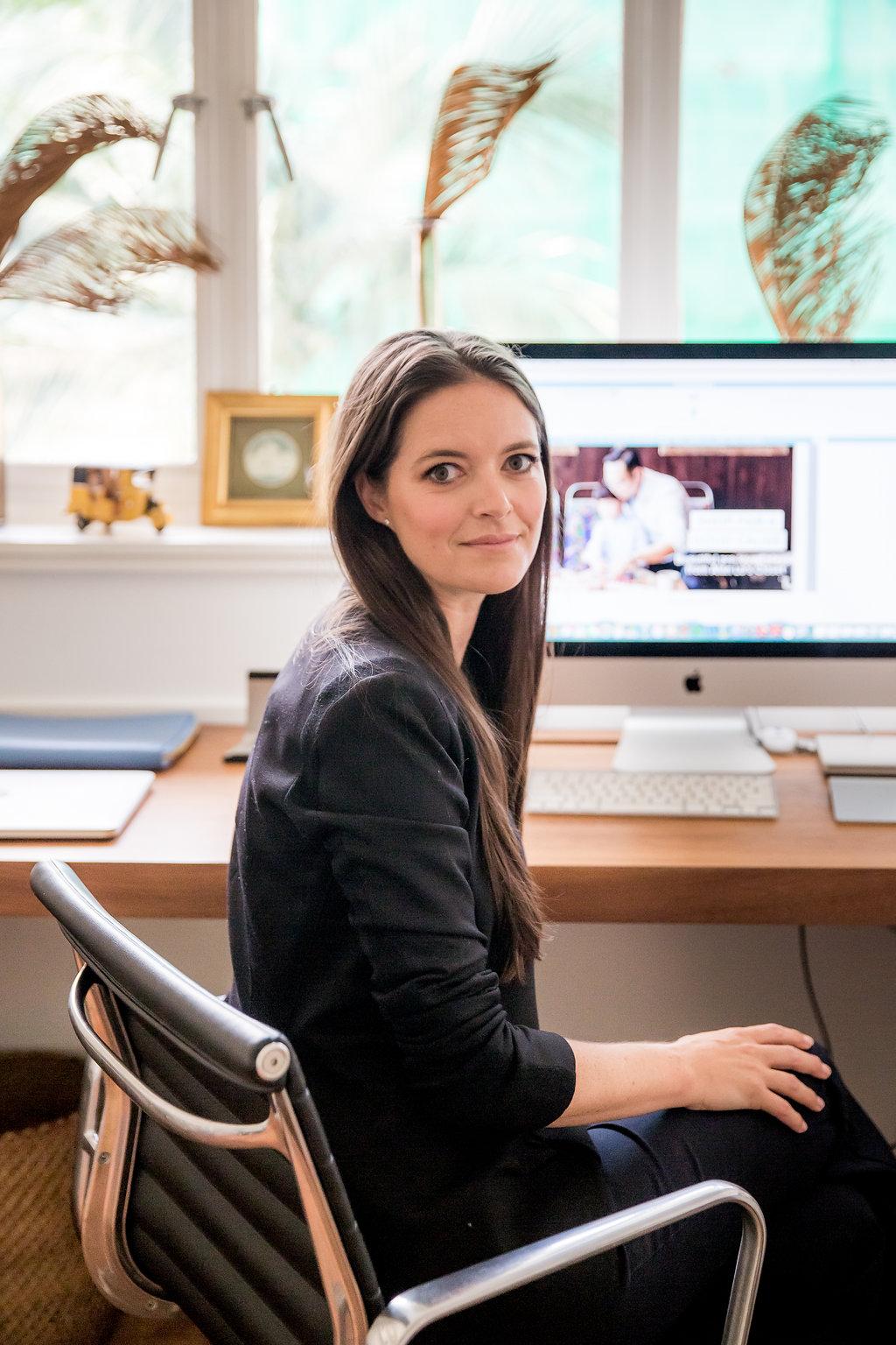 Sarah Garner, founder of Retykle at home