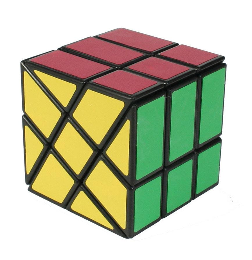 ShengShou Gold Black Mirror Cube