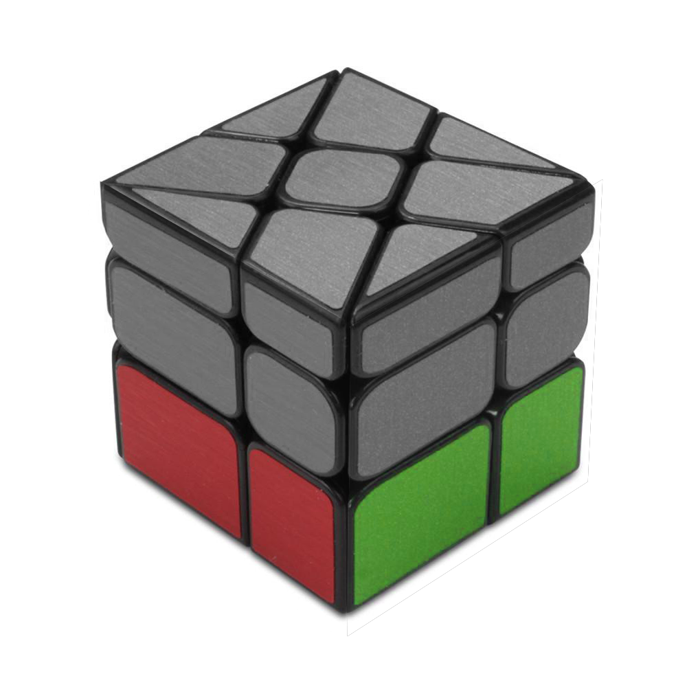 How to Solve a Mirror Cube - Step 3 - KewbzUK