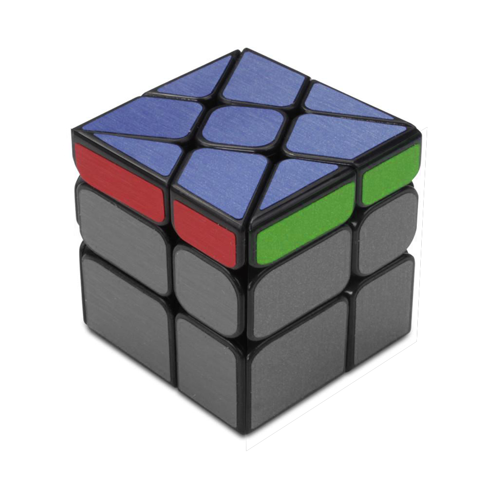 How to solve a mirror cube step 1 kewbzuk