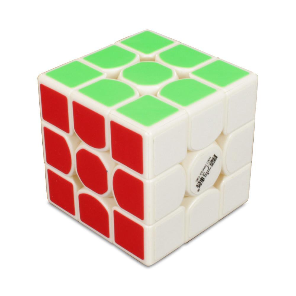 How to solve a Rubik's Cube - KewbzUK Walkthrough Guide