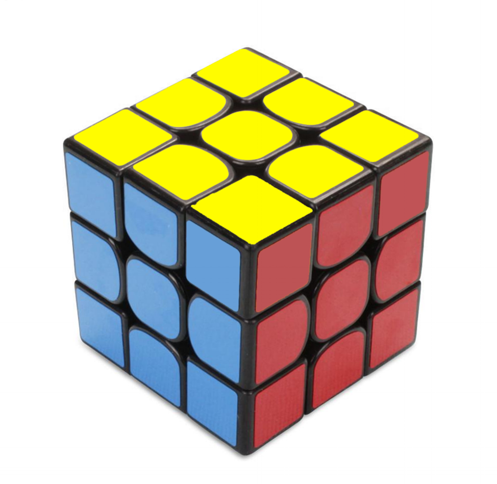 How to solve a Rubik's 3x3 - Step 6 - The Final Layer - Step 6d
