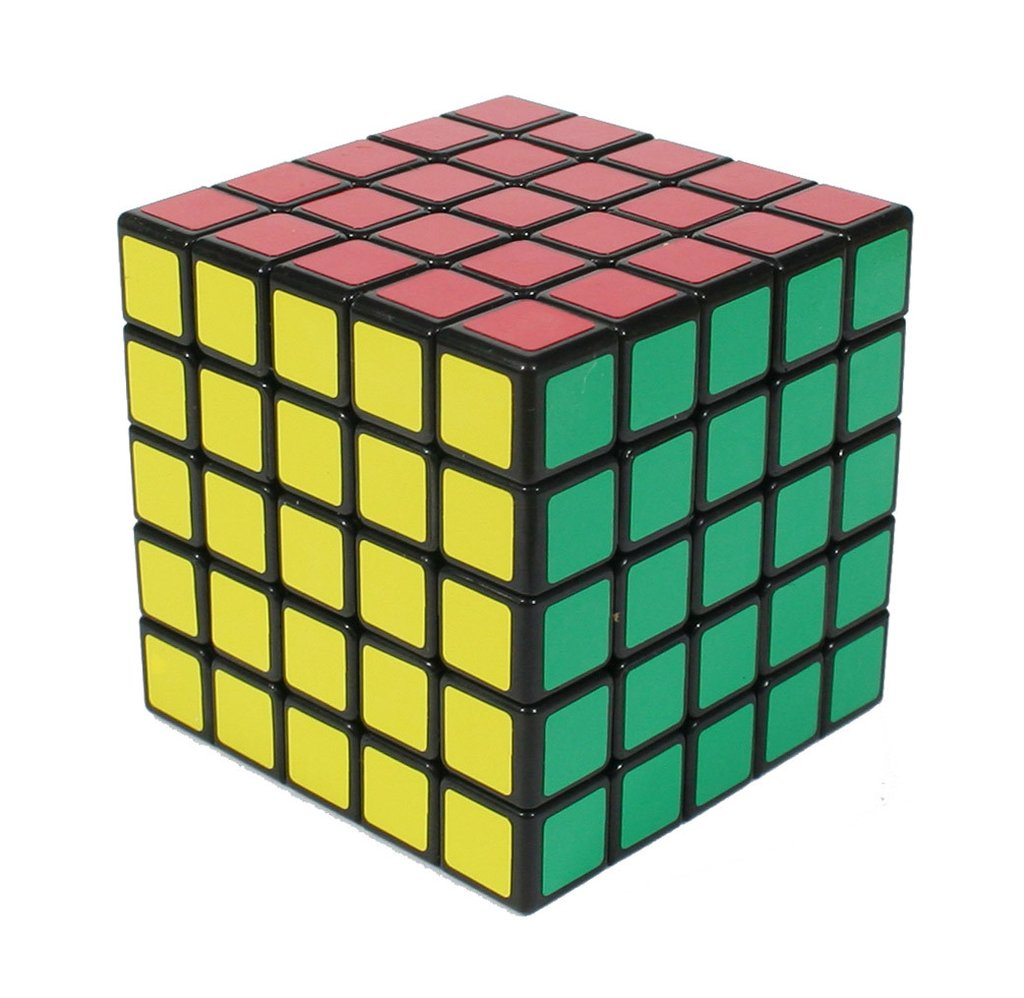 How to Solve a 5x5 - Complete Guide