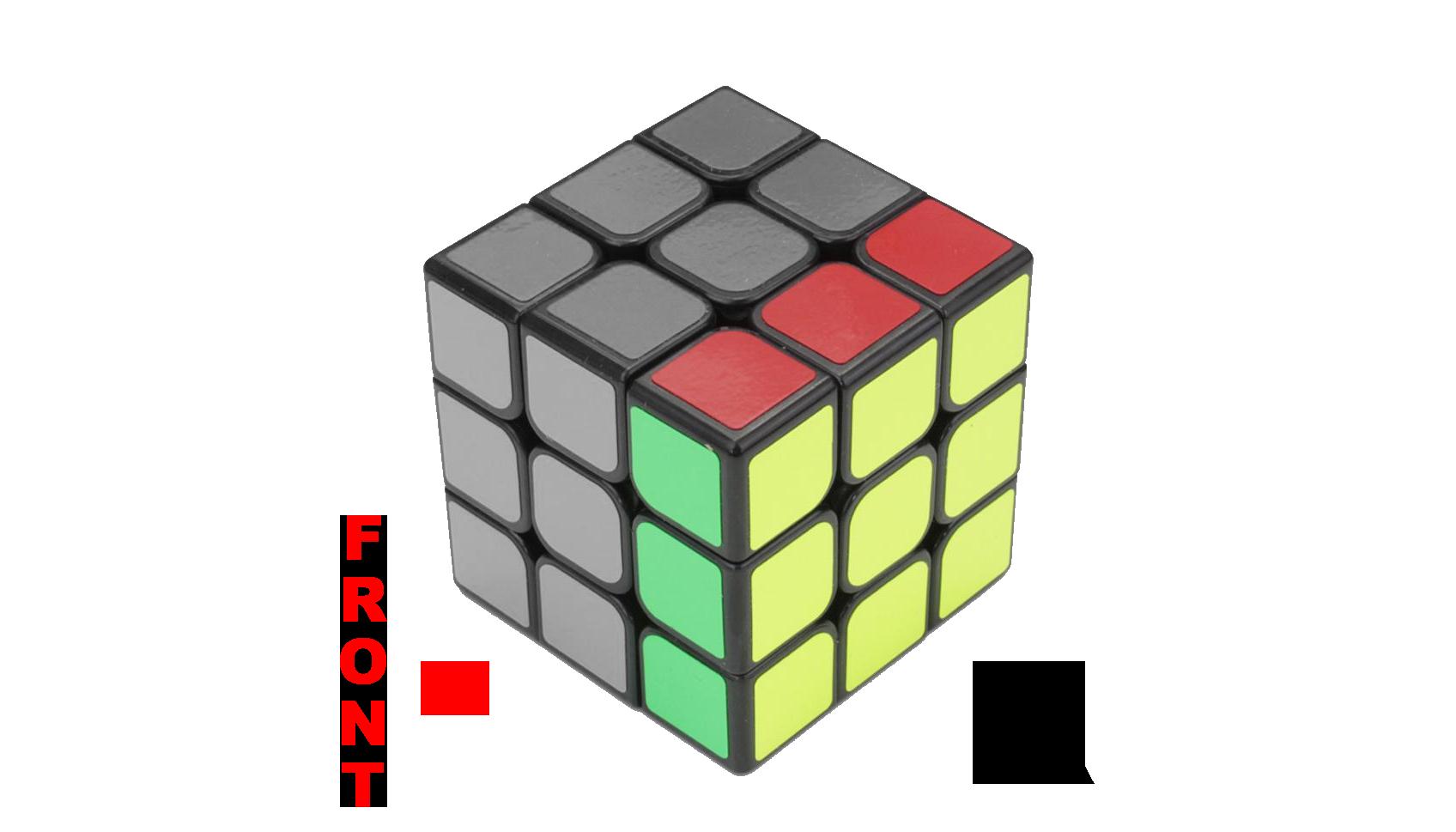 Rubik's Cube Notation - R and R' - KewbzUK Beginners Method Tutorial
