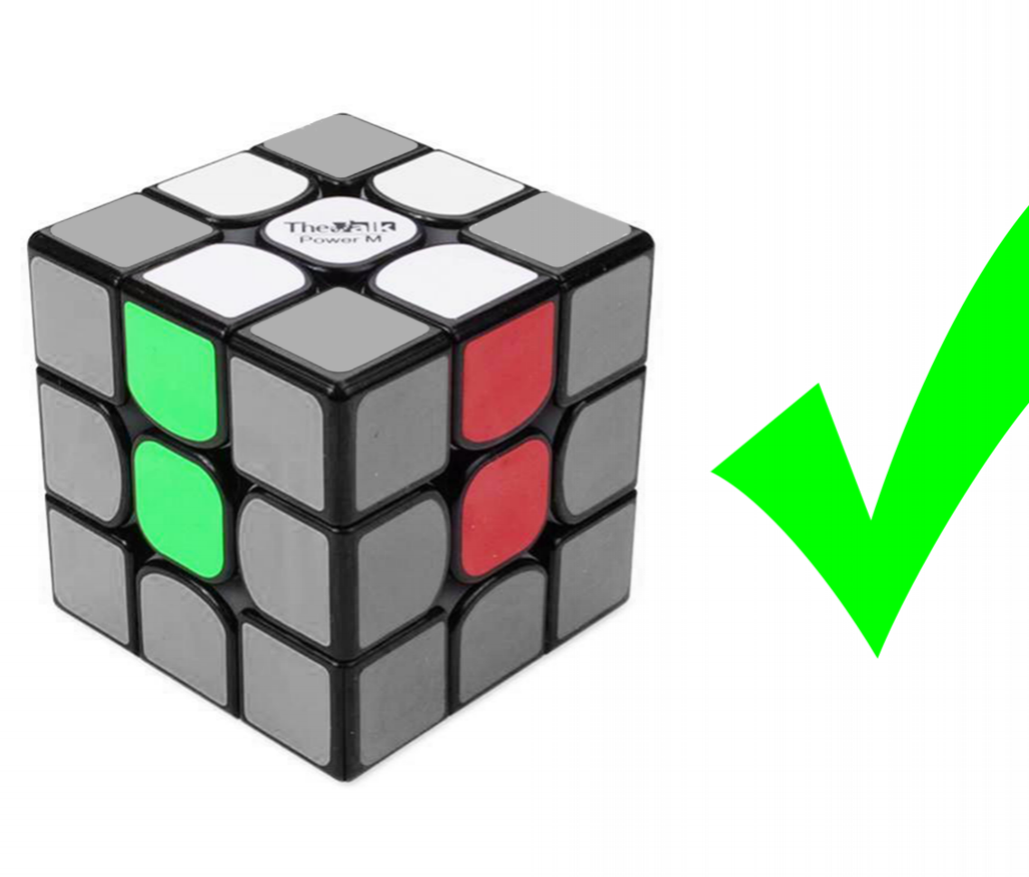 How to solve a Rubik's 3x3 - Step 1 - The Cross